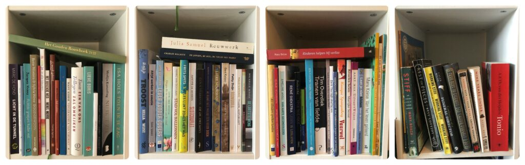 Boeken rondom dood en verlies